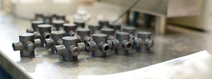 Fließpressbauteile aus Stahl