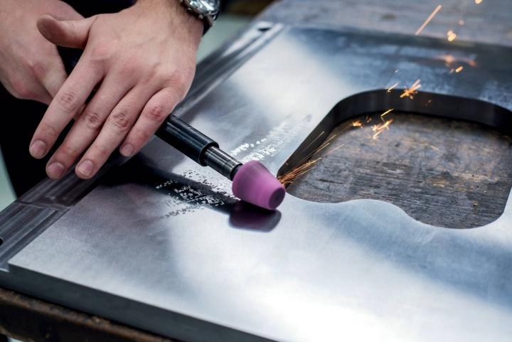 Werkzeugnachbearbeitung